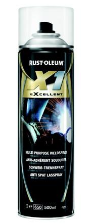 Spray antyadhezyjny do spawania x1 rust oleum 1613