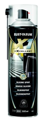 Smar silikonowy w sprayu Rust Oleum X1 1615