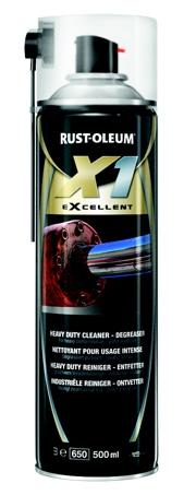 Preparat do czyszczenia silników, maszyn i ciężkich zabrudzeń Rust Oleum X1 1631