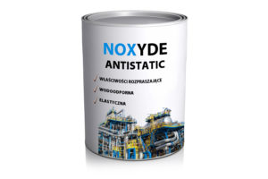 Farba antystatyczna antykorozyjna powloka farby antystatyczne powloki Noxyde Antistatic