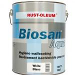 Farby bakteriobójcze – Biosan