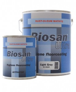 farba bakteriostatyczna biosan rust oleum