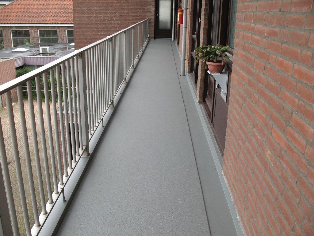 farba do balkonu tarasu balkonów tarasów farby tarmacoat malowanie