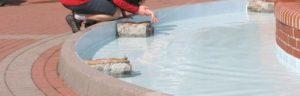 farba do basenów zbiorników fontanny rust oleum 5500 fontann farby malowania