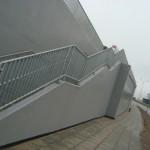 Mur oporowy - Trasa Północna - 1000 m2 - elastyczna farba Murfill