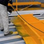 farba do metalu alkythane 7500 alkidowa rust oleum na metal nawierzchniowa antykorozyjna farby antykorozyjne na rdze szybkoschnąca na blachę malowania dachu płotu na ploty dachy dachów
