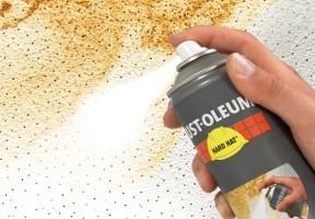 farba do zacieków plam na zacieki plamy spray sadze nikotynę rdze smole ściany sufity