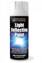 farba odbijająca światło farba odblaskowa rust oleum farby odblaskowe