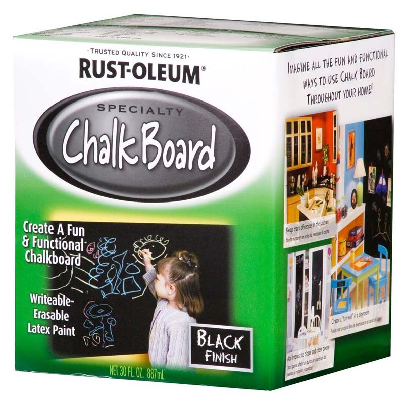 farba do tablic rust oleum chalkboard tablicy tablicowa kredowa