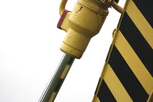 farba w sprayu hard hat rust oleum spray spraye farby lakiery przemysłowe lakier przemysłowy