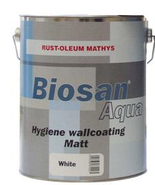farby bakteriobójcze biosan rust oleum