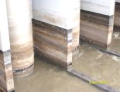 izolacja betonu betonów lakor-g Hydroizolacja zabezpieczenie chemoodporne fundamentów