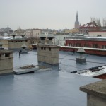 Uszczelnianie przecieków zimą i podczas deszczu – Fillcoat Fibres