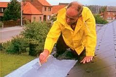 naprawa dachu zimą papy fillcoat fibres uszczelnienie dachu