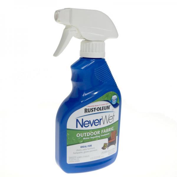 Farba hydrofobowa Neverwet Rust-Oleum Spray hydrofobowy Powłoka hydrofobowa odpychająca wodę Farba superhydrofobowa