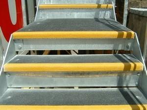 panele antyposlizgowe na schody supergrip rust oleum