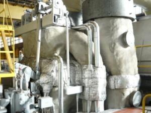 płaszcz izolacyjny Turbo-Mastik rurociągów
