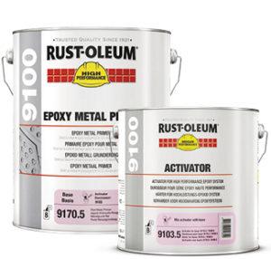grunt antykorozyjny podkład epoksydowy rust oleum 9170