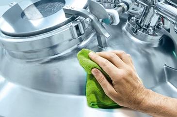 1633 X1 Płyn do czyszczenia stali nierdzewnej płyny spray środek preparat