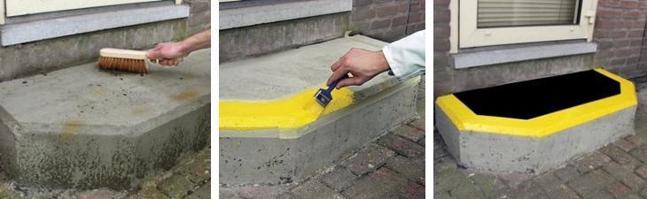 posadzka antypoślizgowa na schody rust oleum 7100ns posadzki antypoślizgowe na beton do betonu