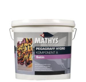 Powłoka antygraffiti - Pegagraff Hydro - rust oleum powłoki