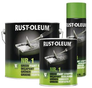 48678e09d43f preparat do usuwania farby olejnej środek farb olejnych starych rust-oleum  nr 1 zielony zmywania