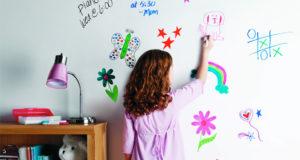 farba suchościeralna do tablicy do pisania rysowania pisakami markerami tablicowa biała