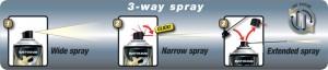 spraye rust oleum x1