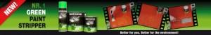 Środek do usuwania farb Rust Oleum nr 1 zielony Skuteczny preparat do usuwania starych farb