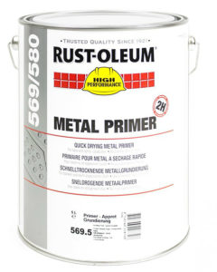 grunt szybkoschnący na metal - podkład szybkoschnący na metal - rust oleum 569