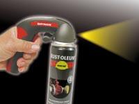 uchwyt spray rust oleum hard hat sprayow do aerozoli aerozola aerosoli