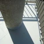 uszczelnienie tarasu balkonu balkonów dacfill hz farba na balkony balkon malowanie tarasy farba do balkonów tarasów farba na płytki płytek masa uszczelniajaca likwidacja przecieku przeciekow