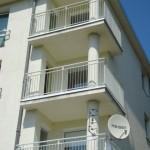 uszczelnienie tarasu balkonu balkonów dacfill hz farba na balkony balkon malowanie tarasy farba do balkonów tarasów farba na płytki płytek masa uszczelniająca likwidacja przecieku przecieków