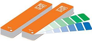 wzornik RAL design karta kolorów d2 wzorniki