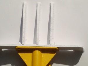 farba na barierki barierek metal noxyde antykorozyjna do metalu na rdze farby nawierzchnia antykorozyjne peganox blache blachy nawierzchniowa antykorozja